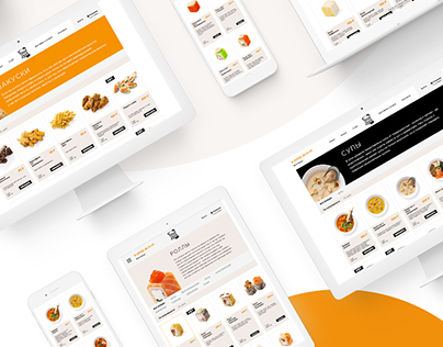Food ZaZa - Website