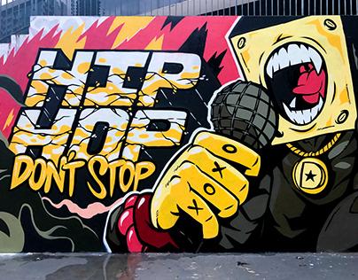 HIP HOP DON'T STOP // *SCAPE
