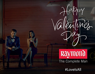 Raymond Valentine's Day Campaign Storyboard Project