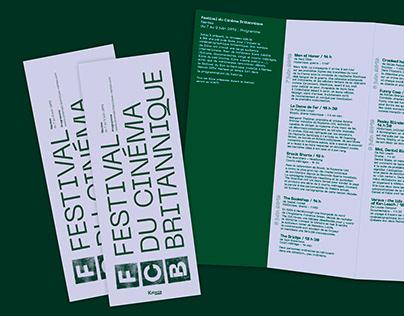 Festival du Cinéma Britannique