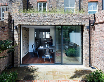 Gardnor Road, Hampstead, London NW3 by Brosh Architects