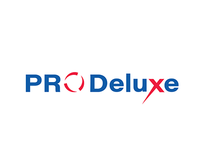 Visual identity for Pro Deluxe