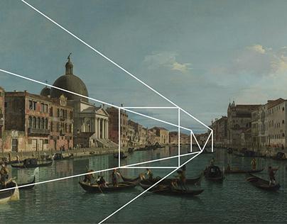 vitruvio virtual museum - identità visiva