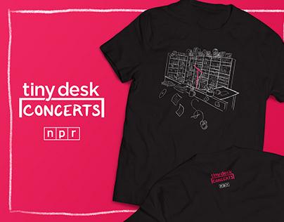 NPR Tiny Desk Merch