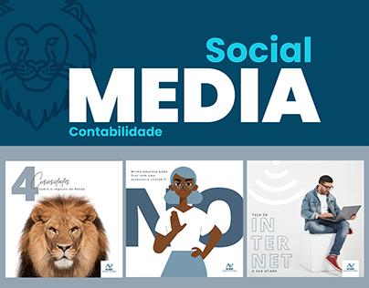 Social Media • Contabilidade