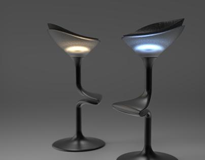 Cheers! - bar stool design