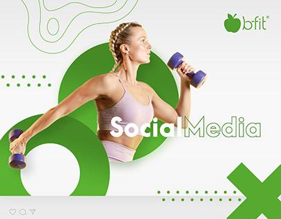 B-FIT SOCIAL MEDIA