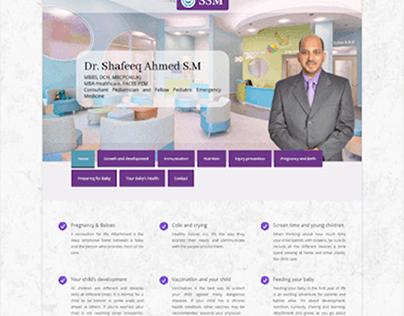 Pediatric Dr's Site