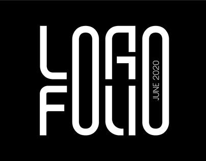 Creative logo folio