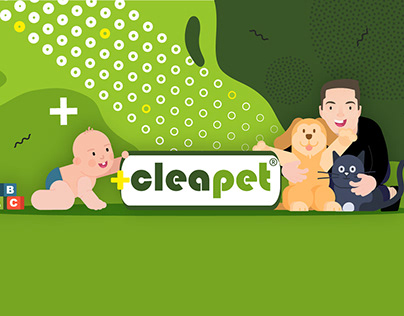 Cleapet - 2D Video Animation