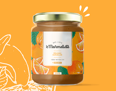 "Jam Design ""La Marmellate"""