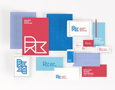 Visual Identity - Design Week Kolding