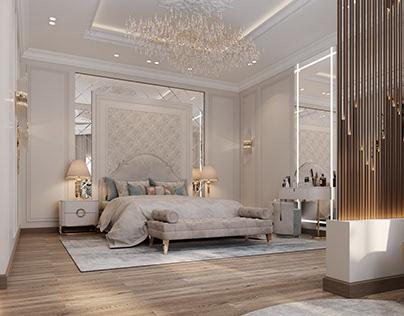 MASTER BEDROOM IN KSA