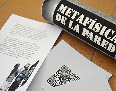 """""""Metafísica de la pared"""" Banksy"""