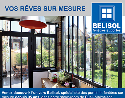 Belisol - Postal mailing