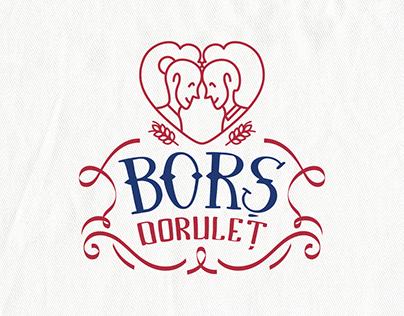 Bors Dorulet - Branding