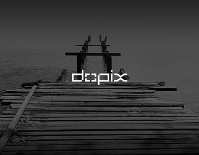 Projeto de Identidade Visual - Dopix Fotografia