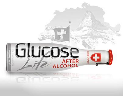 Projekt wzorniczy i graficzny nowej marki Glucose Life.