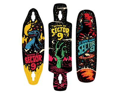 Sector 9 Artist Series