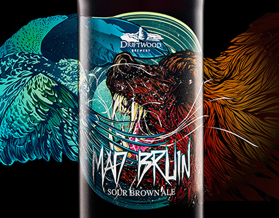 Driftwood Brewery's Mad Bruin