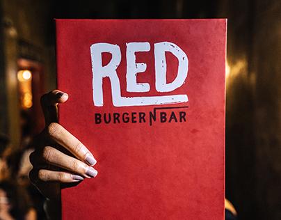 red burger n bar