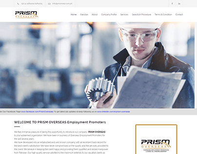 Prism Overseas Employment Promoters