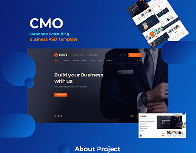 CMO Corporate Consulting Template