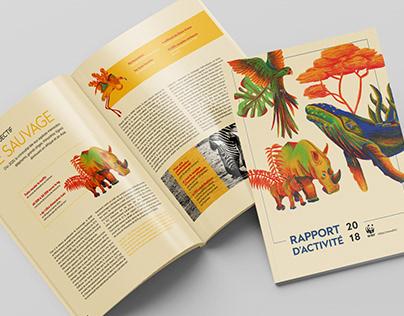 Rapport d'activité WWF