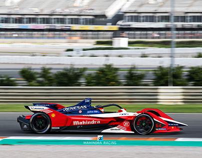 Season 6 Formula E Concept Liveries