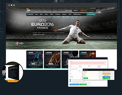 Sport Betting & Casino