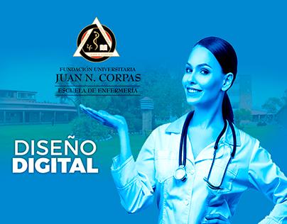Pautas Digitales Escuela de Enfermeria Juan N. Corpas