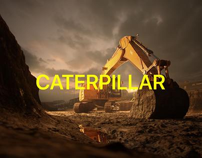CATERPILLAR — redesign website