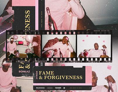 Bonkaz — Fame & Forgiveness — Art Direction — byDBDS®