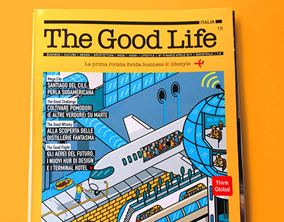 THE FUTURE AIRPORT / THE GOOD LIFE ITALIA (2019)