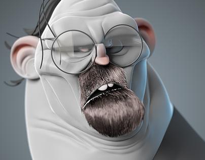 Character Sculpt male 03