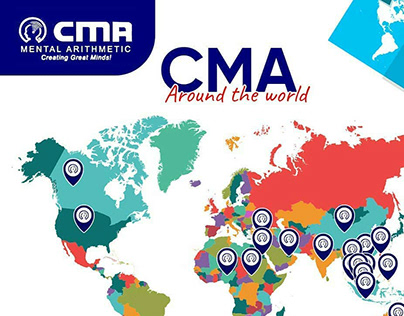 CMA Mental Arithemetic - Promotional Poster