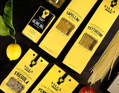 Villa Romana Premium Italian Food Brand