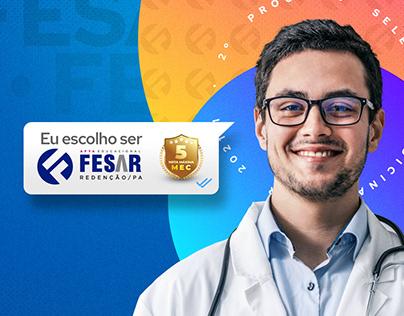 Campanha | Processo Seletivo FESAR 2020
