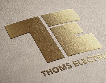 Thoms Electric Logo