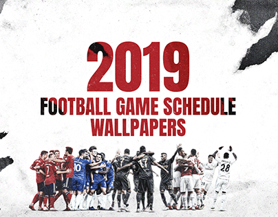 Football Game Schedule wallpapers - 2019 edition