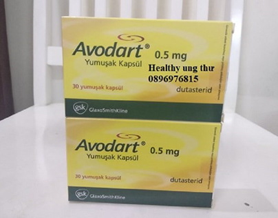 Thuốc avodart 0,5mg dutasteride - Healthy ung thư