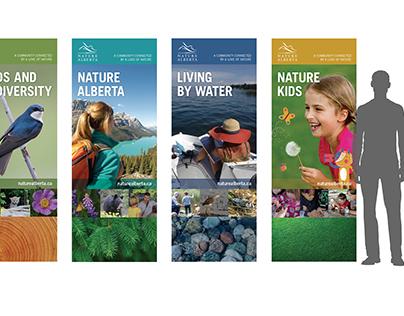 Nature Alberta Banner Series