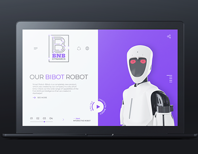 Website for BNB Dynamics