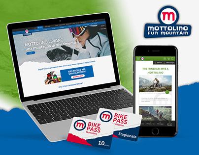 Web Design, UI/UX,Sviluppo - Mottolino