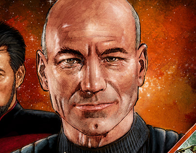 Star Trek: The Next Generation/Picard Collection