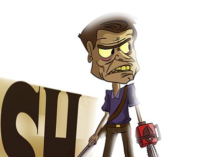 Ash v The Evil Dead