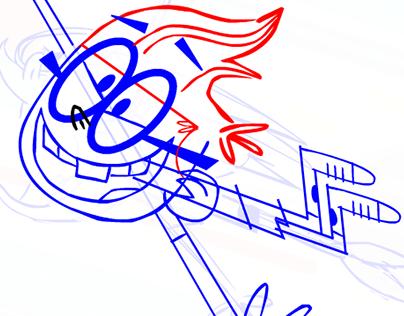 Sherman Sketches