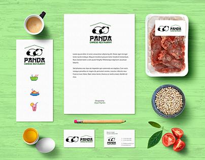 Brand Design   PANDA Chinese Restaurant