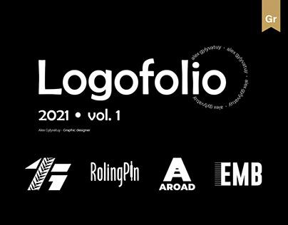 Logofolio • 2021 • vol.1