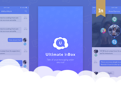 Ultimate InBox - messaging app